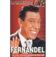 Cassette Video ( LA CASSETTE D'OR DE FERNANDEL ) - Comedy