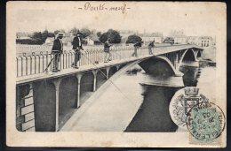 CHATELLERAULT 86 - Ponts Neufs - Pêcheurs - Chatellerault