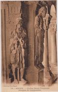 CARTE POSTALE ANCIENNE,13,ARLES ,BOUCHES DU RHONE,NATIVITE,SAINT TROPHIME,CLOITRE,12 EME SIECLE,DE L'ANCIENNE CATHEDRALE - Arles