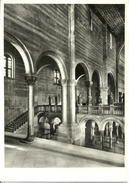 Verona (Veneto) Basilica Di San Zeno, Veduta Parziale Dell'Interno Con Scala E Balaustra Sulla Cripta - Verona