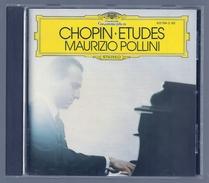 CD PIANO - CHOPIN : ETUDES - MAURIZIO POLLINI, Piano - Klassik