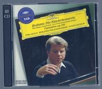 CD PIANO - BRAHMS : CONCERTOS / FANTAISIES Op.116 - EMIL GILELS, Piano - Klassik