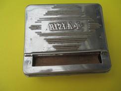 Boite à Rouler Les Cigarettes/ Riz La +/Made In France/ Vers 1940-60        CIG28 - Tabac (objets Liés)