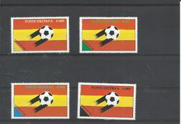 ERITREA  MNH  ** - Copa Mundial