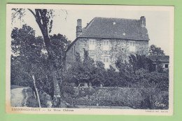 LIVINHAC LE HAUT : Le Vieux Château. 2 Scans. Edition Combier - Altri Comuni