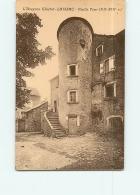 LAISSAC : Vieille Tour. 2 Scans. Edition Garnier - Altri Comuni