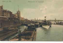 KÖLN - 1912 , Am Leystapel - Koeln