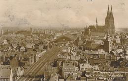 KÖLN - 1927 , Totalansicht - Koeln
