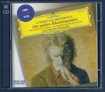 CD PIANO - BEETHOVEN : LES DERNIERES SONATES POUR PIANO - MAURIZIO POLLINI, Piano - Klassik