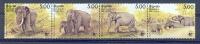 Mzi039s WWF FAUNA ZOOGDIEREN OLIFANT MAMMALS ELEPHANT ELEFANT SRI LANKA 1986 PF/MNH - Sri Lanka (Ceylon) (1948-...)