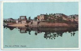 The Isle Of Philae - Shurey - Egypt