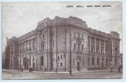 Hull - New Post Office - Hull