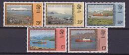 Falkland Is. Dependencies 153/57 MNH LANDSCAPE PAESAGGI MNH - Falkland