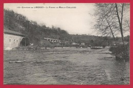 CPA Limoges - Les Environs - La Vienne Au Moulin Caillaud - Limoges