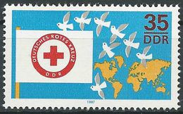 DDR 1987 Mi-Nr. 3088 ** MNH - Nuevos