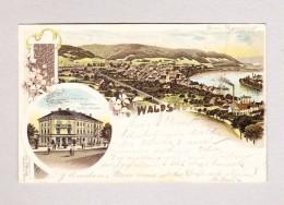 AK - D BW WALDSHUT Litho R Knecht Ges.3.4.1900 - Waldshut-Tiengen