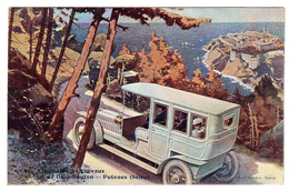 5 - Limousine 24 Chevaux De DION-BOUTON (PUTEAUX - 92) - Ed. Prieur & Dubois, Puteaux - Passenger Cars