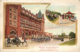 FORTRESS MONROE    HOTEL CHAMBERLIN - Etats-Unis