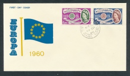 Cept -FDC  -England 1960   ( G6253 )  Siehe Scan - 1960