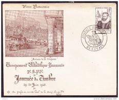 France Journée Du Timbre 1946 - Beauvais - ....-1949