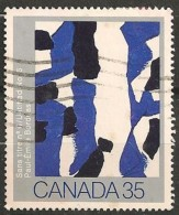 Timbres - Amérique - Canada 35 - - 1952-.... Règne D'Elizabeth II