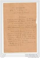 LETTRE ADRESSEE Au MINISTRE Des FINANCES Pour L' ATTIBUTION D' UN  BUREAUde TABAC,, Apres  DECES Du MARI  MILITAIRE,,, - Documents