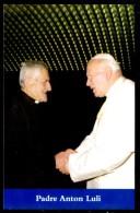 Santino - Padre Anton Luli - Con Preghiera Come Da Scansione - Images Religieuses