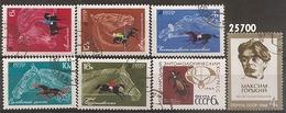 1968 - YT 3330 à 3334 -3346 (O)  - VC: 1.15 Eur. - 1923-1991 UdSSR