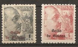 SPANISH GUINEA 1942 Ed. 270 - 271 MNH - Spanish Guinea