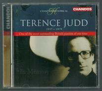 CD PIANO - LISZT / GINASTERA / BARBER / SHOSTAKOVICH / BALAKIREV / RAVEL - TERENCE JUDD, Piano - Klassik