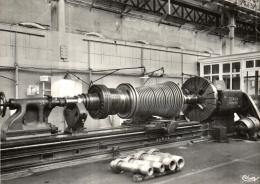 A 2328 - Le Creusot (71) Usines Schneider  Societé Des Forges Et Ateliers     Turbine à Gaz.  Turbines à Vapeur - Le Creusot
