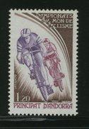 ANDORRA  - VELO - CYCLE - BICICLETTA - Ciclismo
