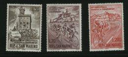 SAN MARINO  - VELO - CYCLE - BICICLETTA   -  GIRO D'ITALIA - Ciclismo
