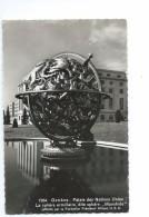 Genève Palais Des Nations Unies La Sphère Armillaire 1954 - GE Genève