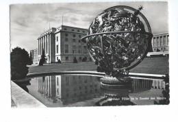 Genève Palais De La Société Des Nations 1956 - GE Genève