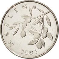 Croatie, 20 Lipa, 2005, SPL+, Nickel Plated Steel, KM:7 - Croatia