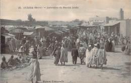 Maroc - Oudjda - Animation Du Marché Arabe - Marruecos