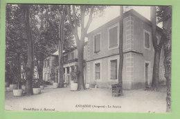 ANDABRE : La Source Minéral D'Andabre . 2 Scans. Edition Bertrand - Altri Comuni