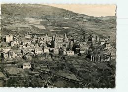 CONQUES : Vue Panoramique Sud. 2 Scans. Edition Georges Format  CPM - Altri Comuni