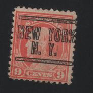 USA 869 SCOTT 509 NEW YORK N.Y. TD.11 - Estados Unidos