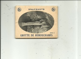Snapshots Grottes Remouchamps - Aywaille