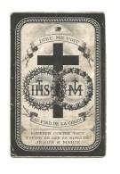 191.  R.J. DUFAUX  -  °BRUSSEL 1828  /  +SINT-TRUIDEN  1880 - Devotion Images
