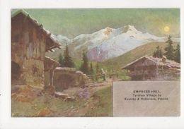 Tyrolian Village IR Austrian Exhibition Earls Court 1906 Postcard 267a - Expositions