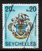 SEYCHELLES  Scott # 403 VF USED - Seychelles (1976-...)