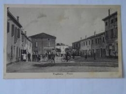 Ferrara 13 Voghiera Piazza Bicicletta Bike Ed Ferrani 1941 - Ferrara
