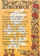 Astrologie        H18        Balance - Astronomy