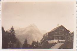 Photo        16        Maison Tyrolienne ( 1934 )( 6X8,5 ) - Lieux
