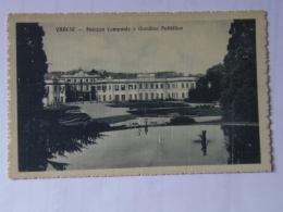 Varese 31 Palazzo Comunale Cca 1925 Ed 317 - Varese
