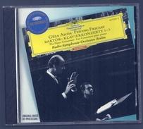 CD PIANO - BARTOK : CONCERTOS POUR PIANO N° 1 - 2 - 3   - GEZA ANDA, PIANO - Klassik