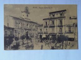 Potenza 6 Melfi Basilicata Piazza Cca 1915 Ed Manzoni 40442 - Potenza